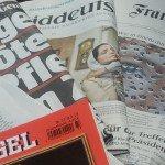 Krantenkiosk: Compromis rond emissierechten, tolvignet ook duur voor Duitsers, Britten luisteren ook af
