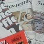 Duitslandnieuws Krantenkiosk: Soros vermaant, booming autobranche en ongewenste hulp voor AfD