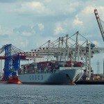 Hoe containerhaven Hamburg in 50 jaar flink heeft veranderd