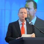 RWE-topman Peter Terium: stroomtekort dreigt door duurzame energie