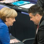 Coalitievorming in Duitsland; nog vier dagen om de grootste breekpunten glad te strijken