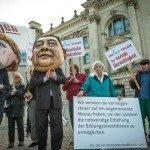Druk neemt toe: over 10 dagen moeten Merkel en de SPD het eens zijn over coalitie