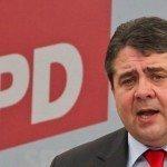 SPD-leden straffen partijtop af in Leipzig om onderhandelingen