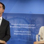 Minister-president Mark Rutte bezoekt Noordrijn-Westfalen