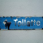 Er zit een luchtje aan de Duitse toilettenbranche