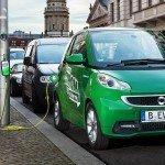 Duitsland biedt de meeste elektrische auto's aan, maar rijdt er zelf niet mee