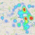 Data-overzicht van 2015: Werk in Duitsland, vluchtelingen, startups, bier en fietshelmen