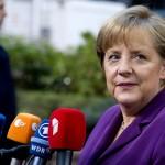 Tweedaagse EU-top Brussel: 'uur U' voor vluchtelingenpolitiek Angela Merkel
