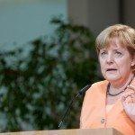 Hoe een klein zinnetje van Merkel over het homohuwelijk de Bondsdag op stelten zet