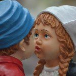 Frau Antje braucht ein Partner