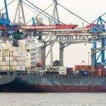 Haven Hamburg kan Rotterdamse groei niet bijhouden