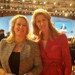 Mona Keijzer en Esther de Lange: Merkel is niet naar links opgeschoven