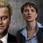 Waarom Frauke Petry Geert Wilders hard nodig heeft