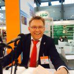 Podcast met John Blankendaal over hoe hij Nederland zichtbaar wil maken in Duitsland