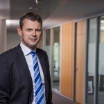 Interhyp-topman Michiel Goris balanceert in Beieren