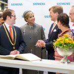 Volg het koninklijk bezoek aan Bremen en Bremerhaven live
