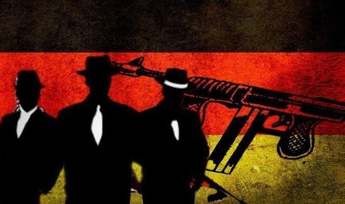 Maffia in Duitsland