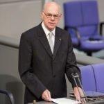 Norbert Lammert is grote kanshebber als opvolger bondspresident Joachim Gauck