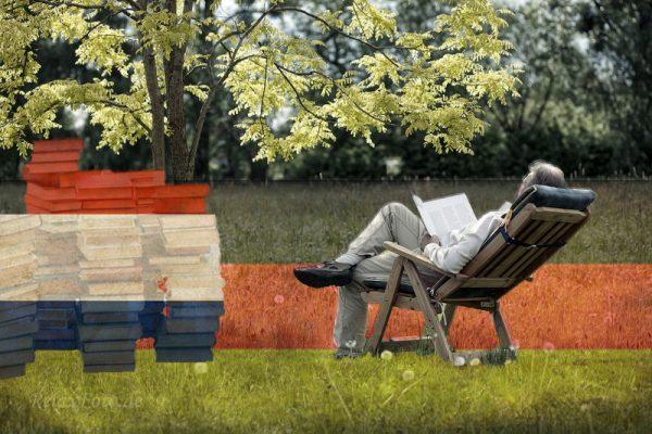 Nederlandse literatuur in Duitsland.