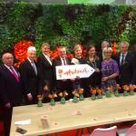 400 Nederlandse ondernemers op tuinbouwbeurs IPM Essen