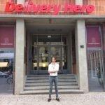 Deze Nederlandse topman van pizzabezorger Lieferheld krijgt extra geld in de strijd met Thuisbezorgd