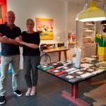 Duitsers en Dutch Design: kijken, kijken, niet kopen