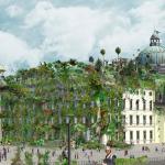 Deze Nederlandse professor wil omstreden stadspaleis Berlijn omtoveren in een jungle