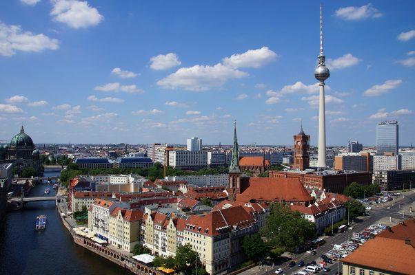 huurmarkt in Berlijn
