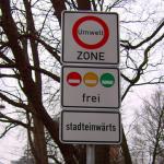 In Nederland en Duitsland dreigt een lappendeken aan regels voor milieuzones