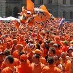 Je zult tijdens het WK voetbal maar als Nederlander in Duitsland wonen