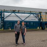 Waarom Duitsers grote interesse hebben in deze aspergeoogstmachine uit Brabant