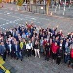 Oost-Nederlandse ondernemers netwerken in Hanzestad Rostock