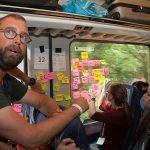 Hackatrain: daarom pakken 100 digitale talenten vandaag de trein naar Berlijn