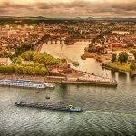 Liefde tussen Nederland en Duitsland bloeit op tijdens onrustige wereldhandel