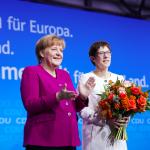 Hoe Kramp-Karrenbauer de EU-verkiezingen kan gebruiken om Merkel opzij te schuiven