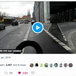 Viral tweet laat zien hoe Duitse fietsers zitten te springen om Nederlandse inbreng