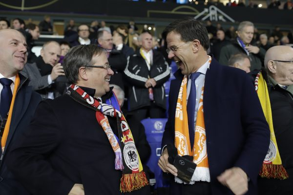 Nederland en Noordrijn-Westfalen