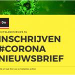 Updates #1 en #2: Coronavirus in Duitsland en Nederland