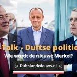 D-Talk: Duitse politiek – Wie wordt de nieuwe Merkel?