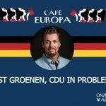 Café Europa – Waarom de Duitse christendemocraten zo hard dalen in de peilingen